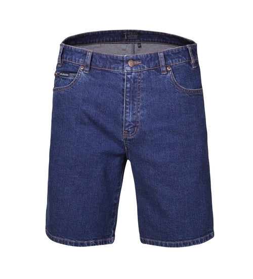 Ritemate Cotton Stretch Denim Short