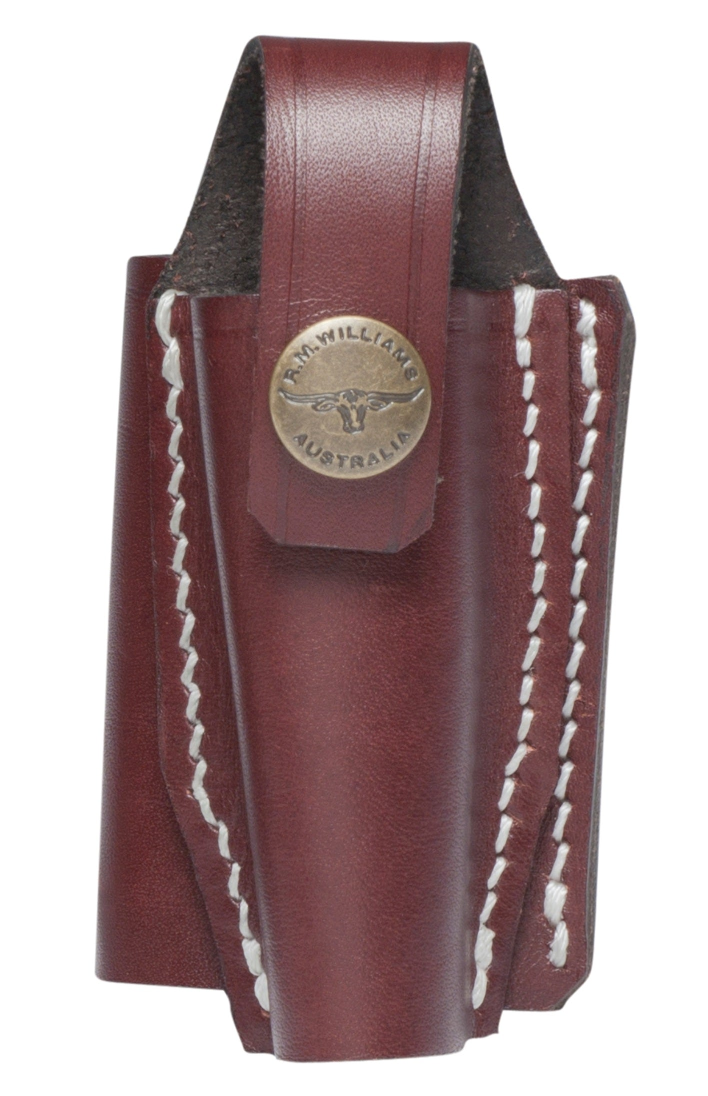 RM Williams Knife Pouch With Stud Closure (4497600675977)