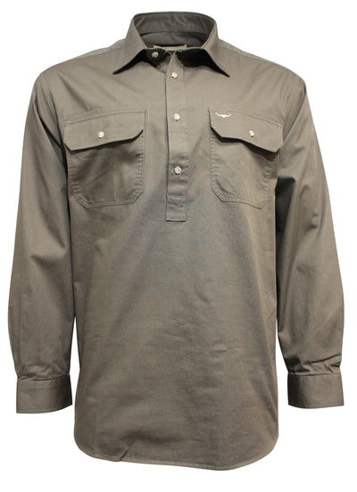 RM Williams Longhorn Brigalow RLX Shirt