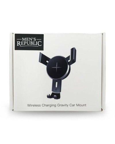 Mens Republic Wireless Car Phone Charger (4619292115081)
