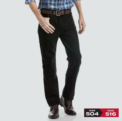 Levis 516 Slim Fit Straight Jean