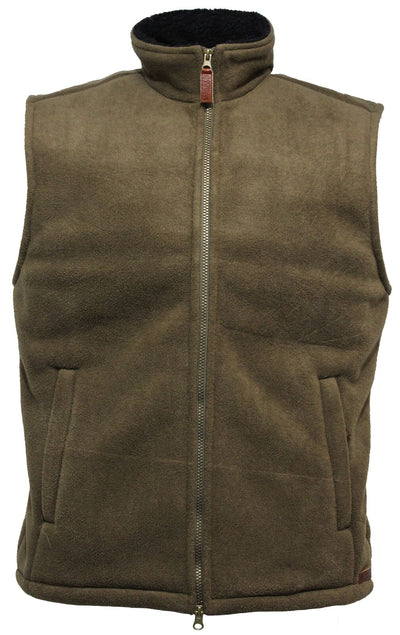 Outback Summit Fleece Vest (4619390648457)