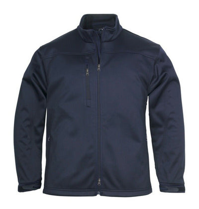 Fashion Biz Plain Softshell Jacket (4779989762185)