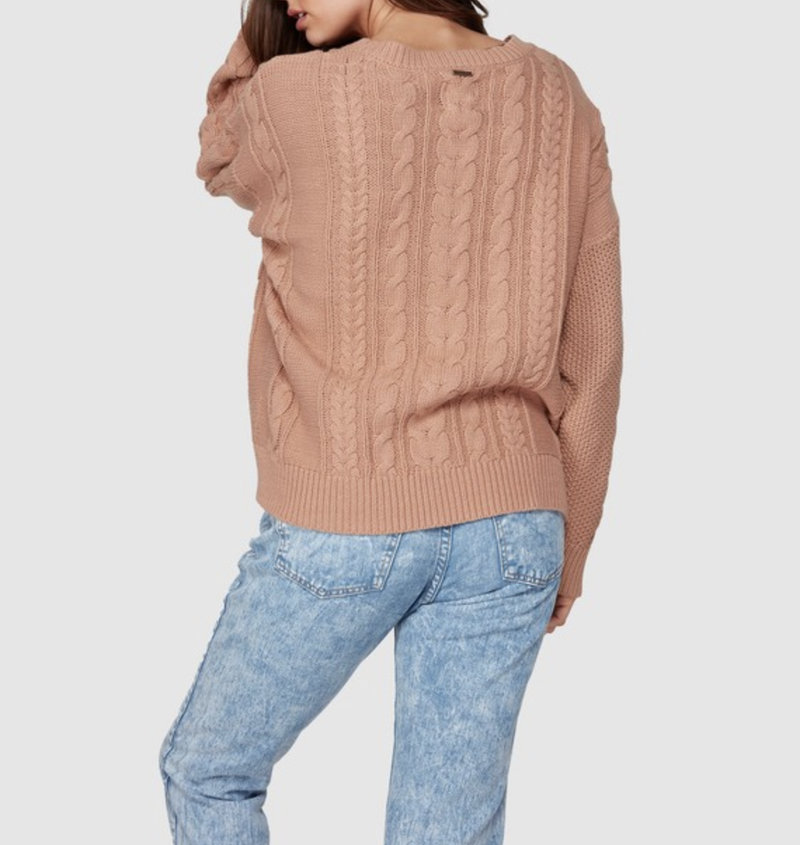Billabong That Cable Crew Sweater