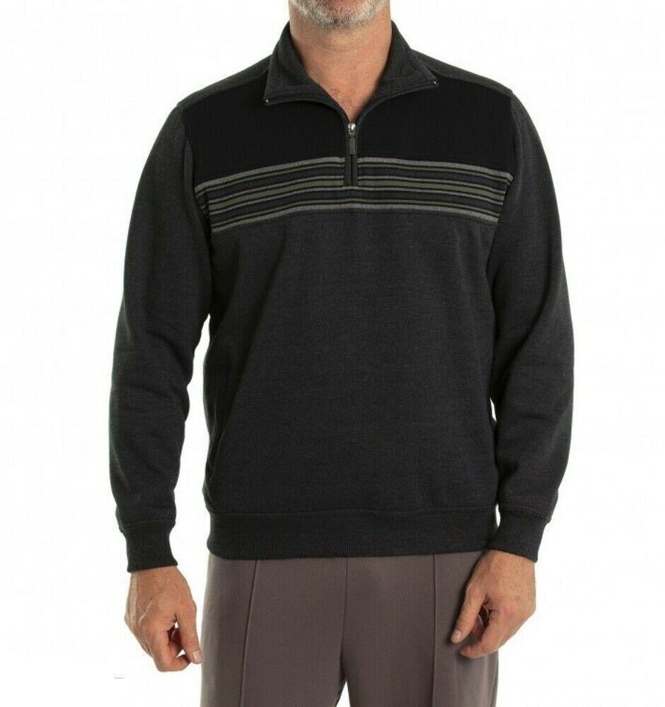 Breakaway Dex Snowy Mt Fleece Half Zip