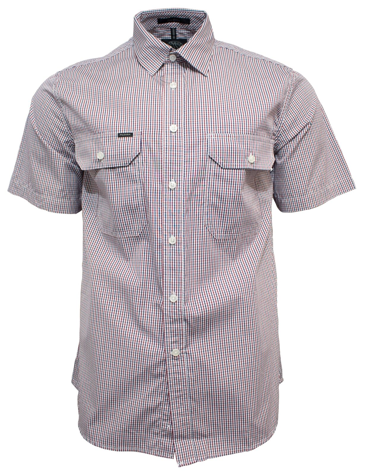 Ritemate Pilbara Short Sleeve Check Shirt (4619330355337)
