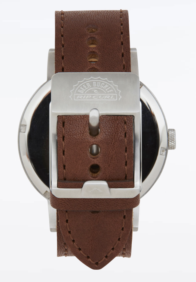 Rip Curl Circa Leather Watch (4498744017033)