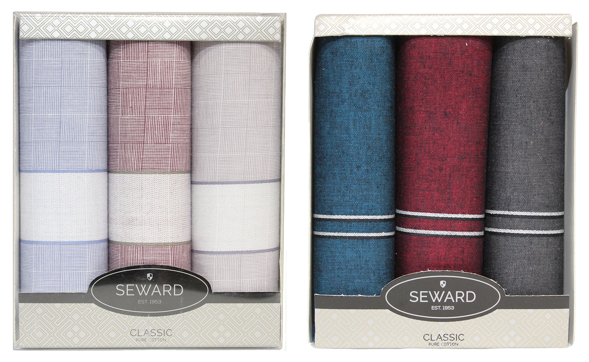 Seward Box of 3 Hanks Classic Woven