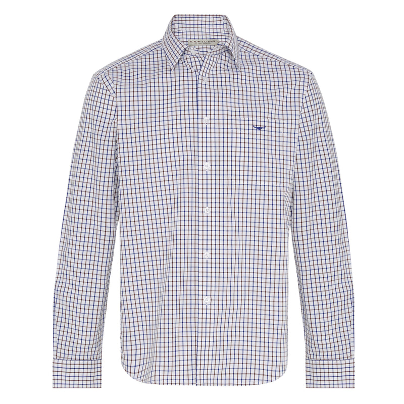 RM Williams Collins Shirt (4498697977993)