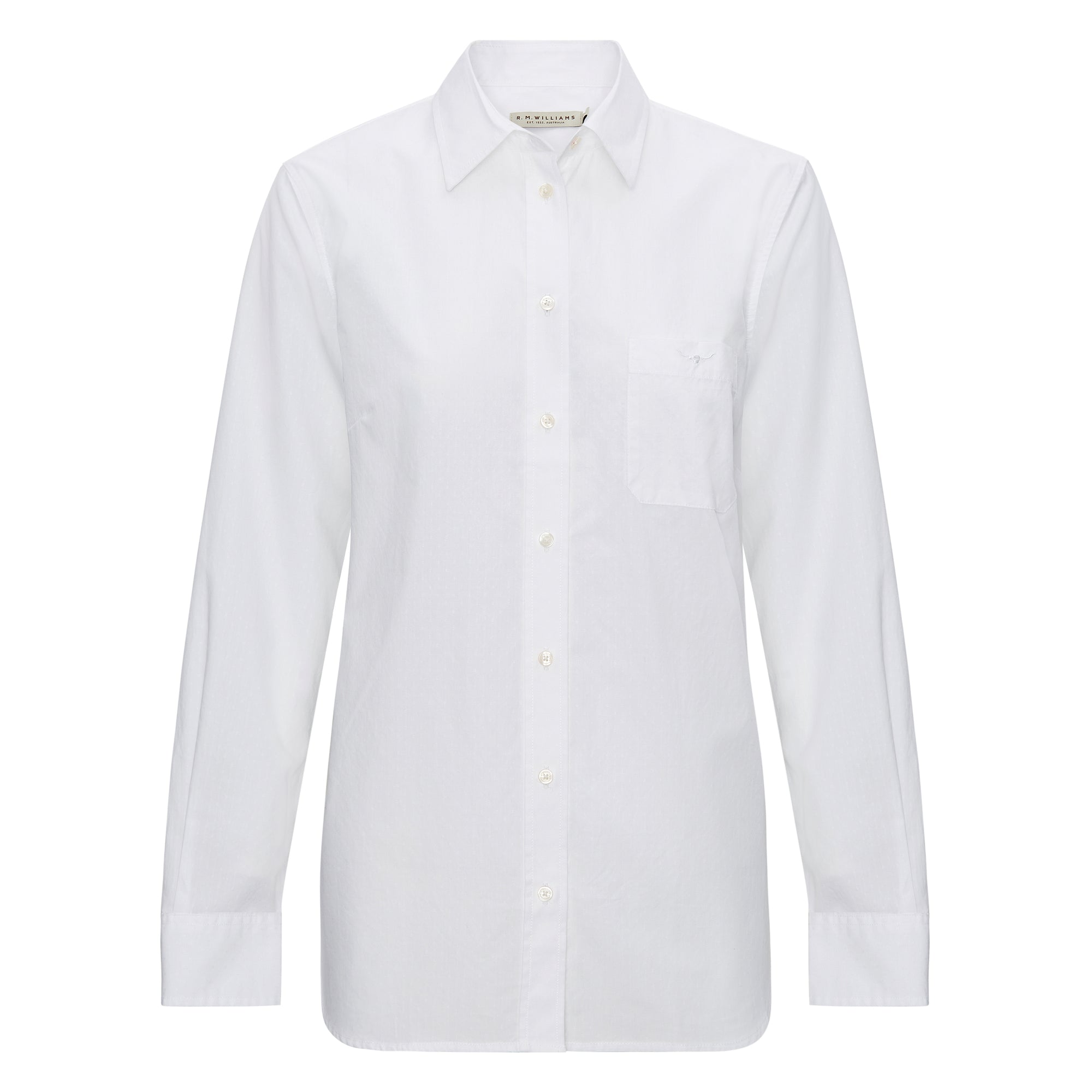 RM Williams Olivia Shirt (4498567168137)
