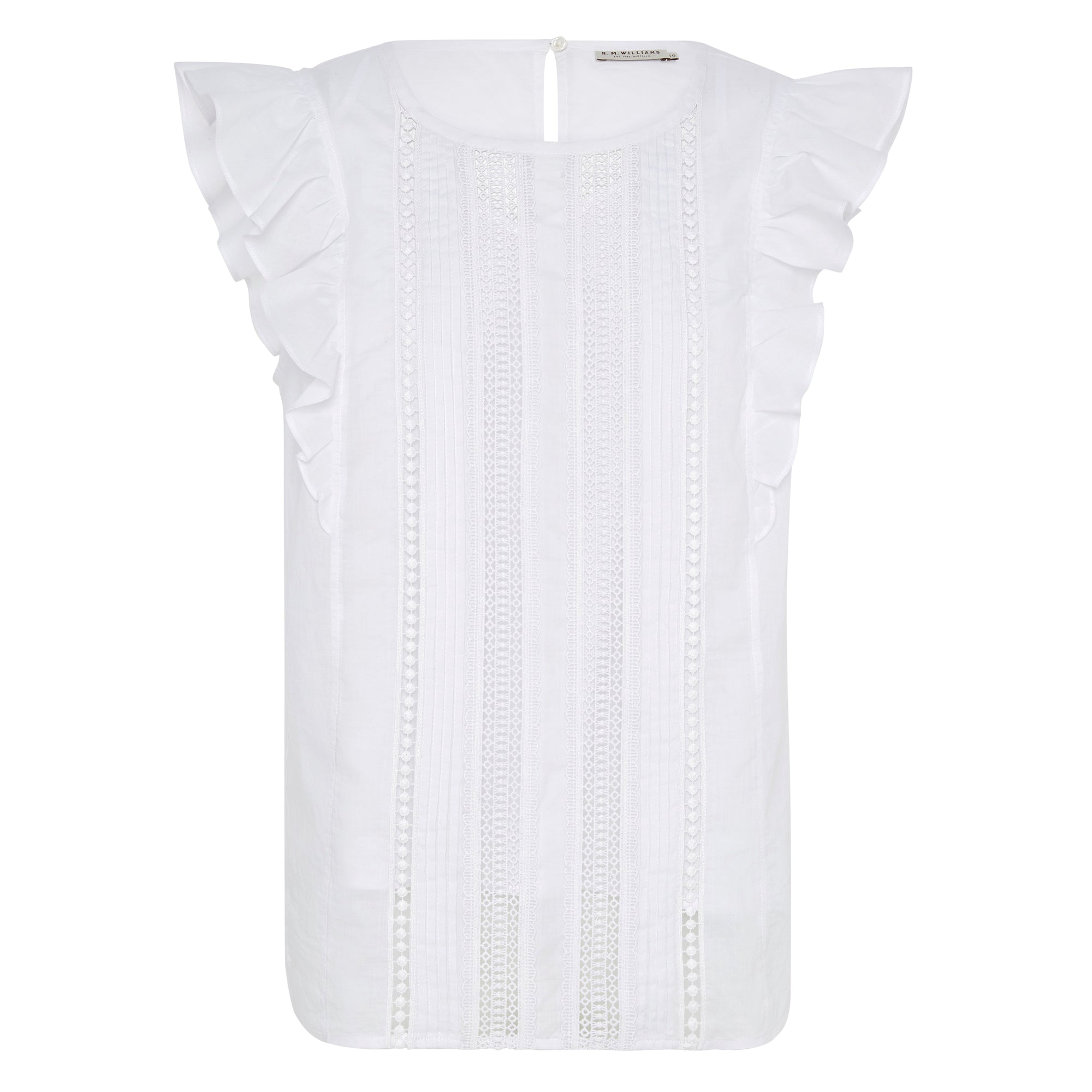 RM Williams Beverley Sleeveless Shirt