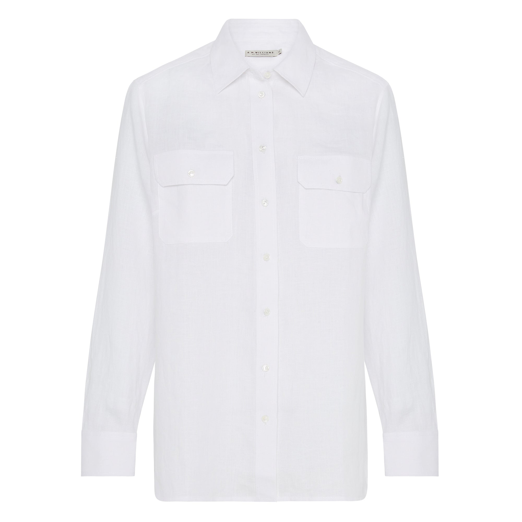 RM Williams Lady Grazier Shirt (4498726584457)