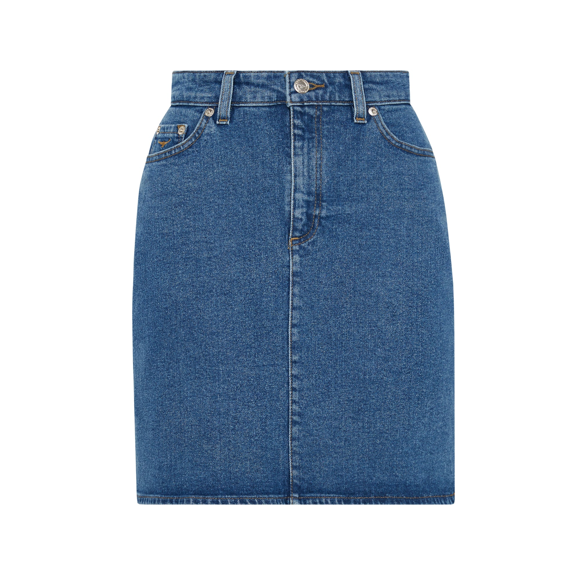RM Williams Maleny Mini Skirt