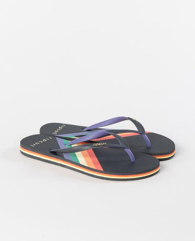 Rip Curl Bells Stripe Thongs