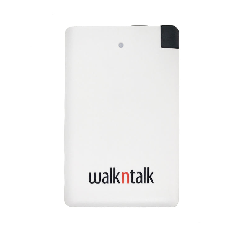 WalknTalk Ultrathin 2in1 Powerbank