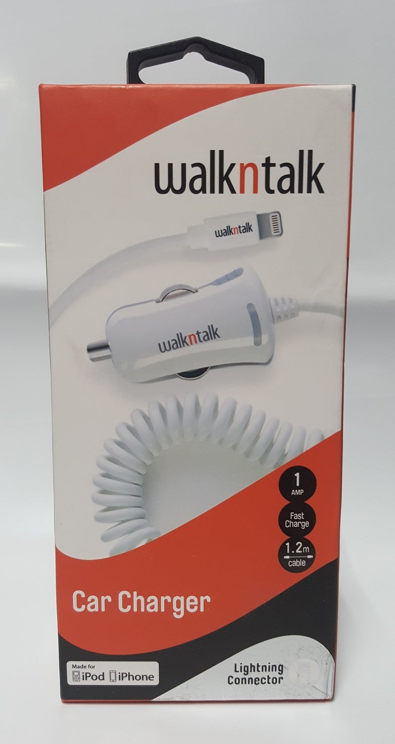 Walkntalk Car Charge