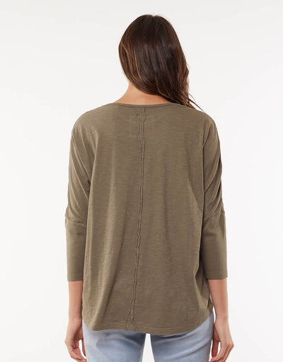 Foxwood Sara L/S Top (5796576886942)