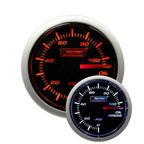 Prosport 60mm Performance Series Gauges