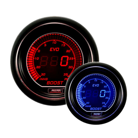 Prosport EVO Series Gauges