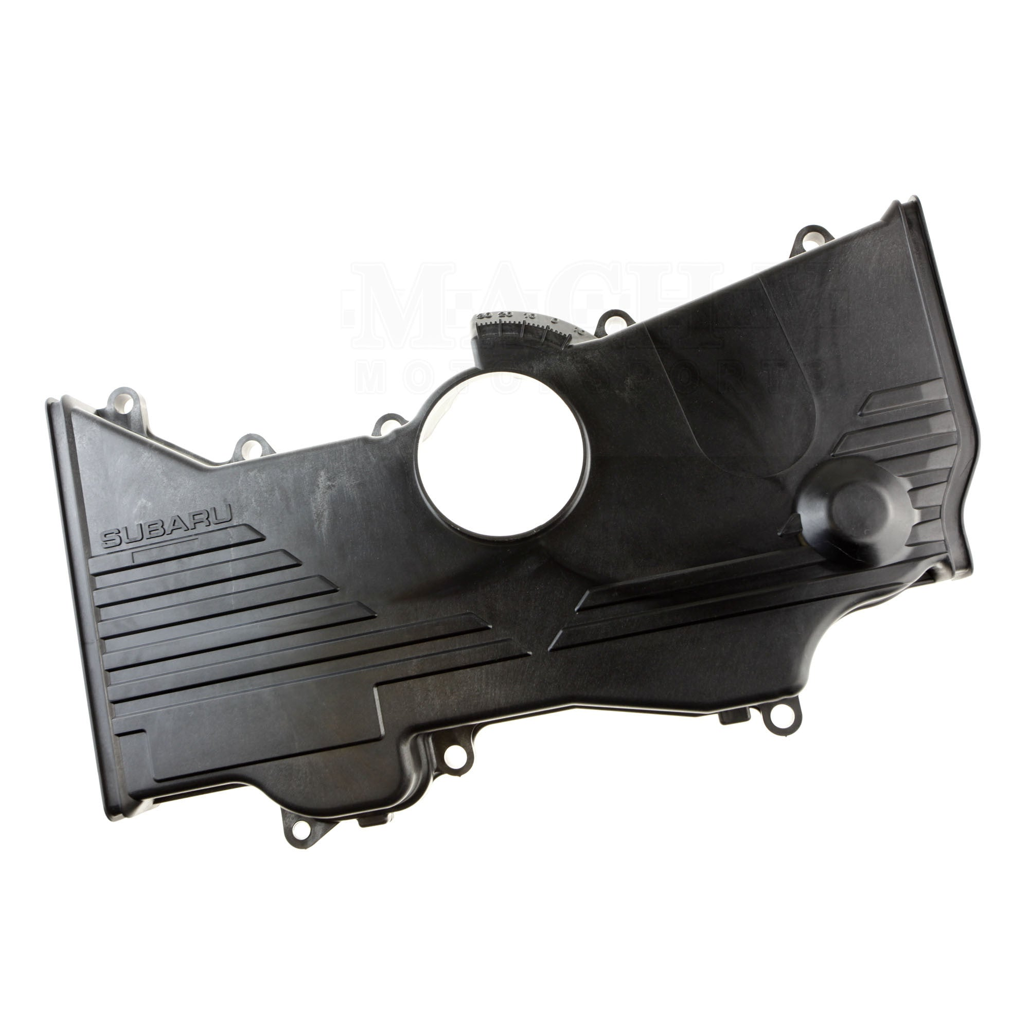 ... Subaru EJ center timing belt cover front ...