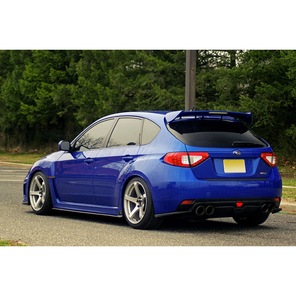 valenti jewel led tail lamps 2008 2014 subaru wrx sti hatchback. Black Bedroom Furniture Sets. Home Design Ideas