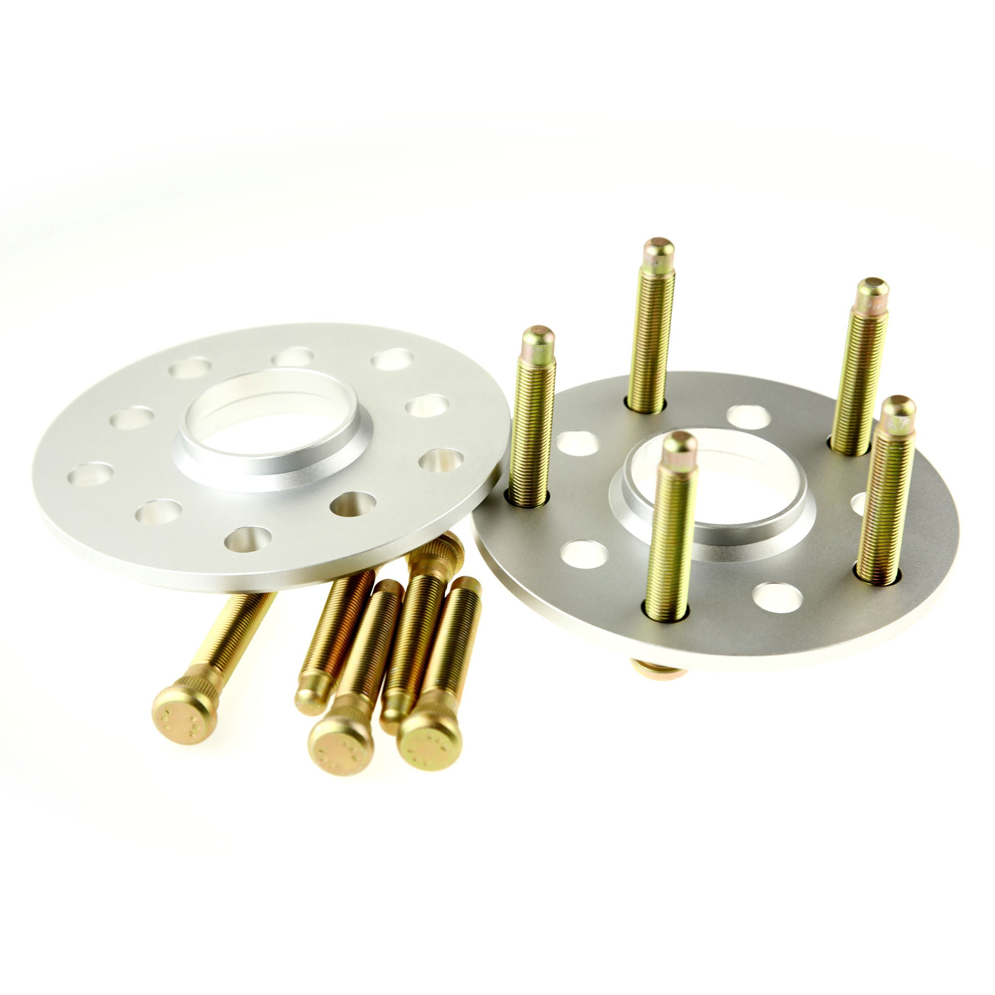 Mach v 10mm spacer kit with arp wheel studs