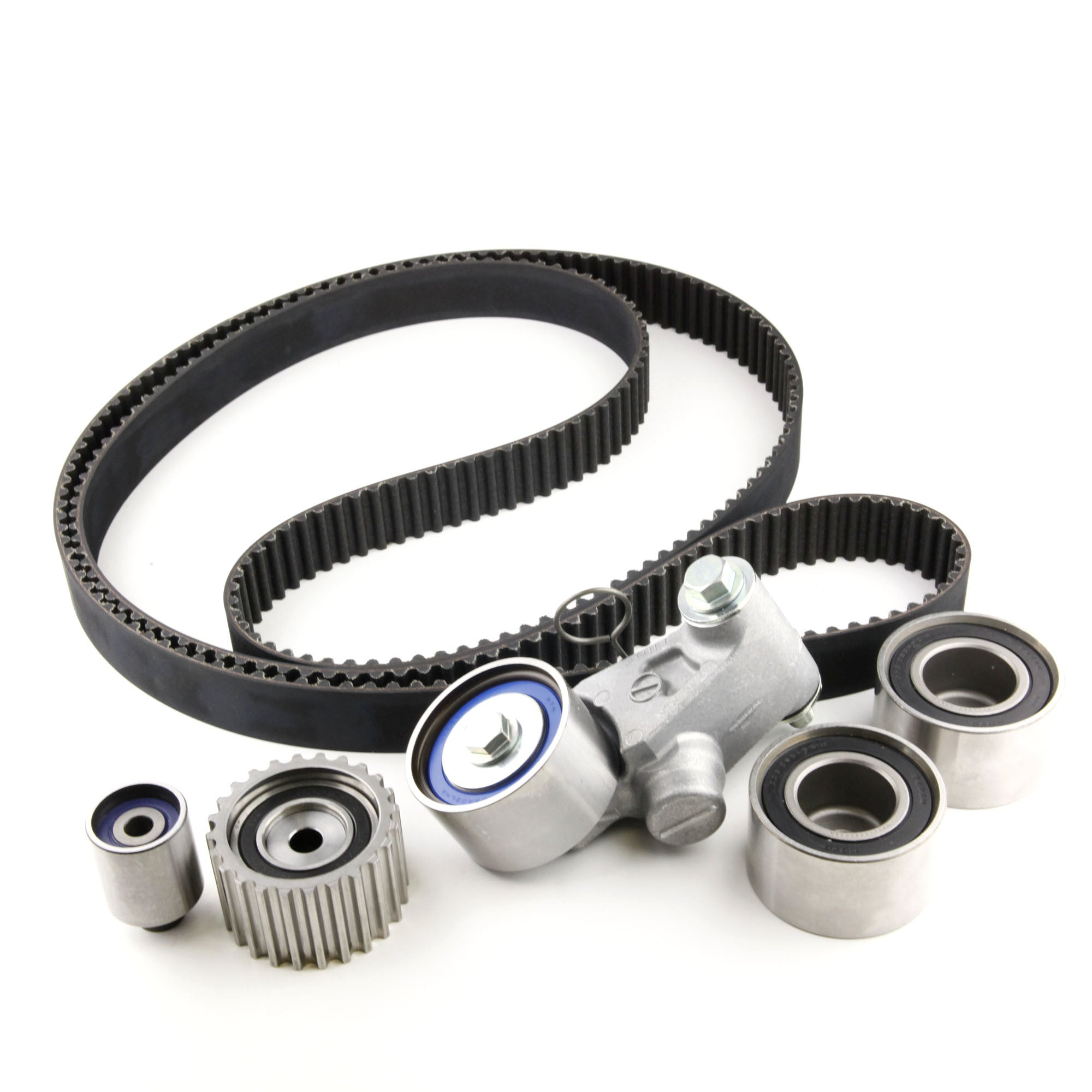 Gates Timing Belt Kit WITHOUT Water Pump 2002-2014 WRX/STI, 2003-2013  Forester, 2005-2009 Legacy GT/Outback XT