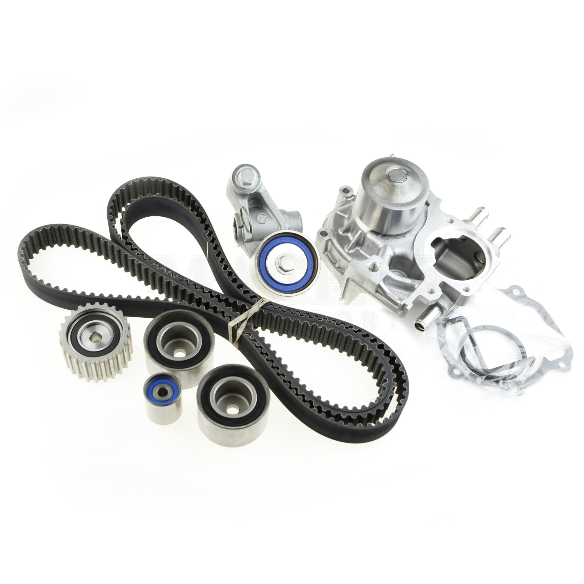 OEM-Quality Timing Belt Kit with Water Pump 2002-2005 WRX