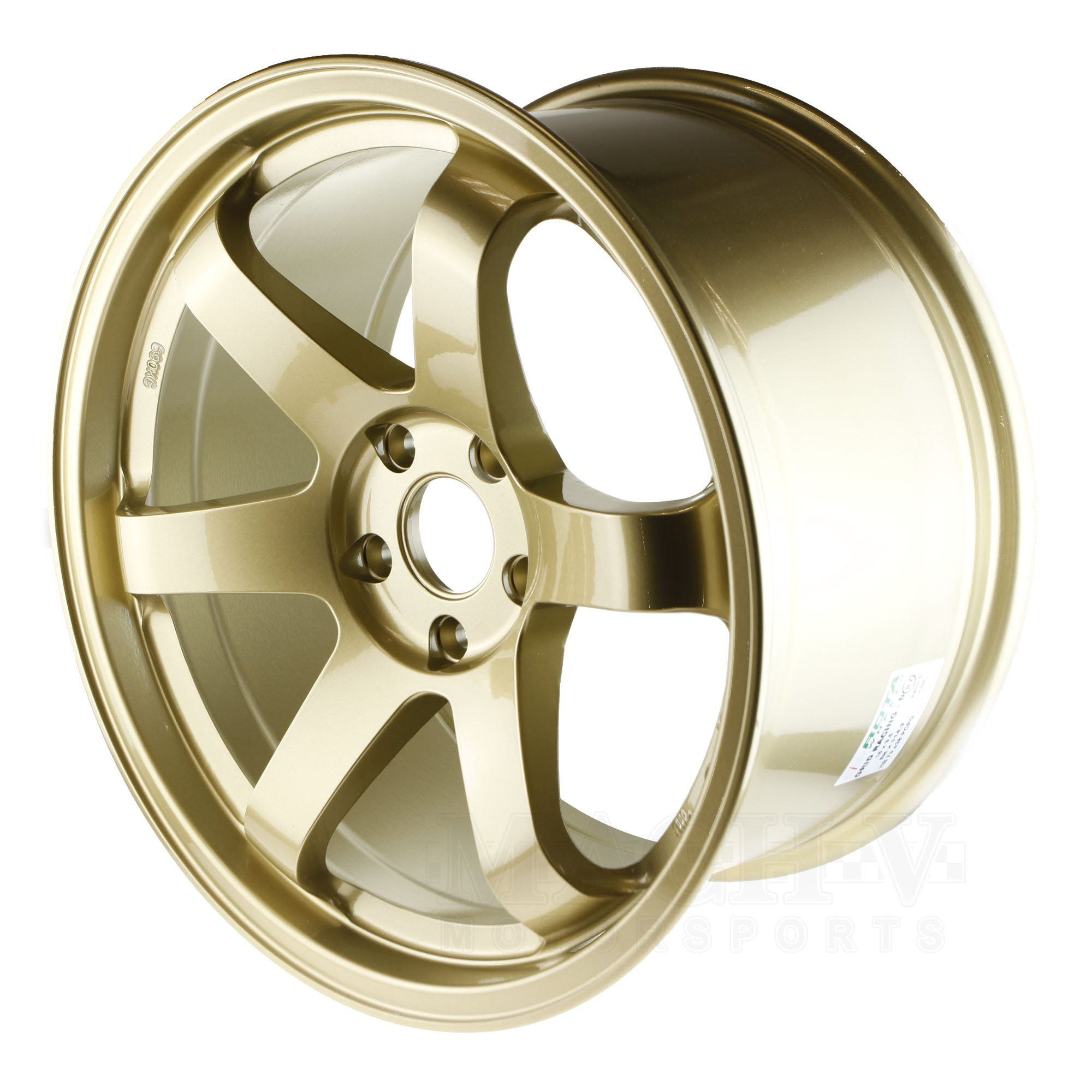 CHROME METAL VALVE STEMS-ROTA WHEELS