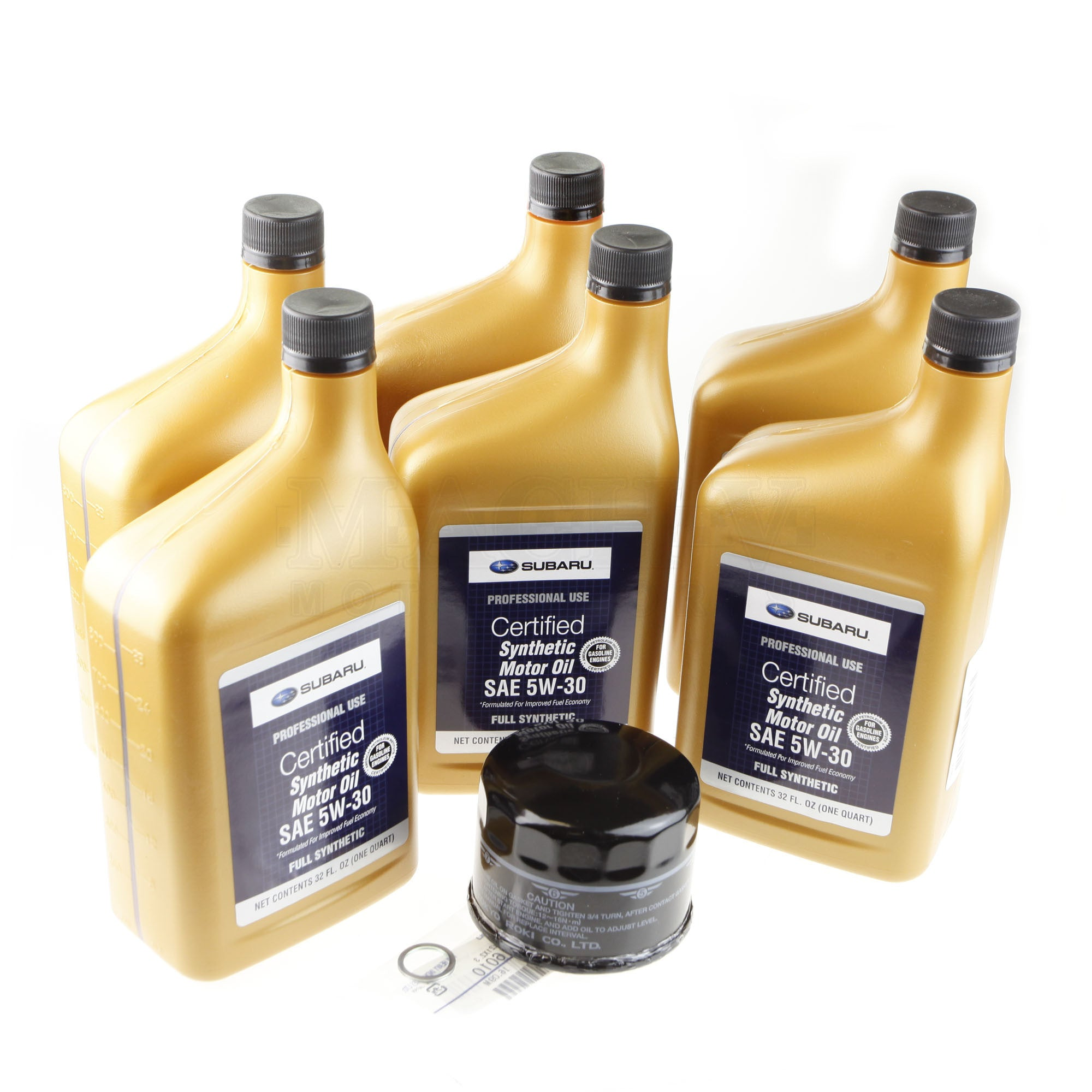 Subaru Oil Change Kits | Subaru Synthetic Motor Oil | Auto