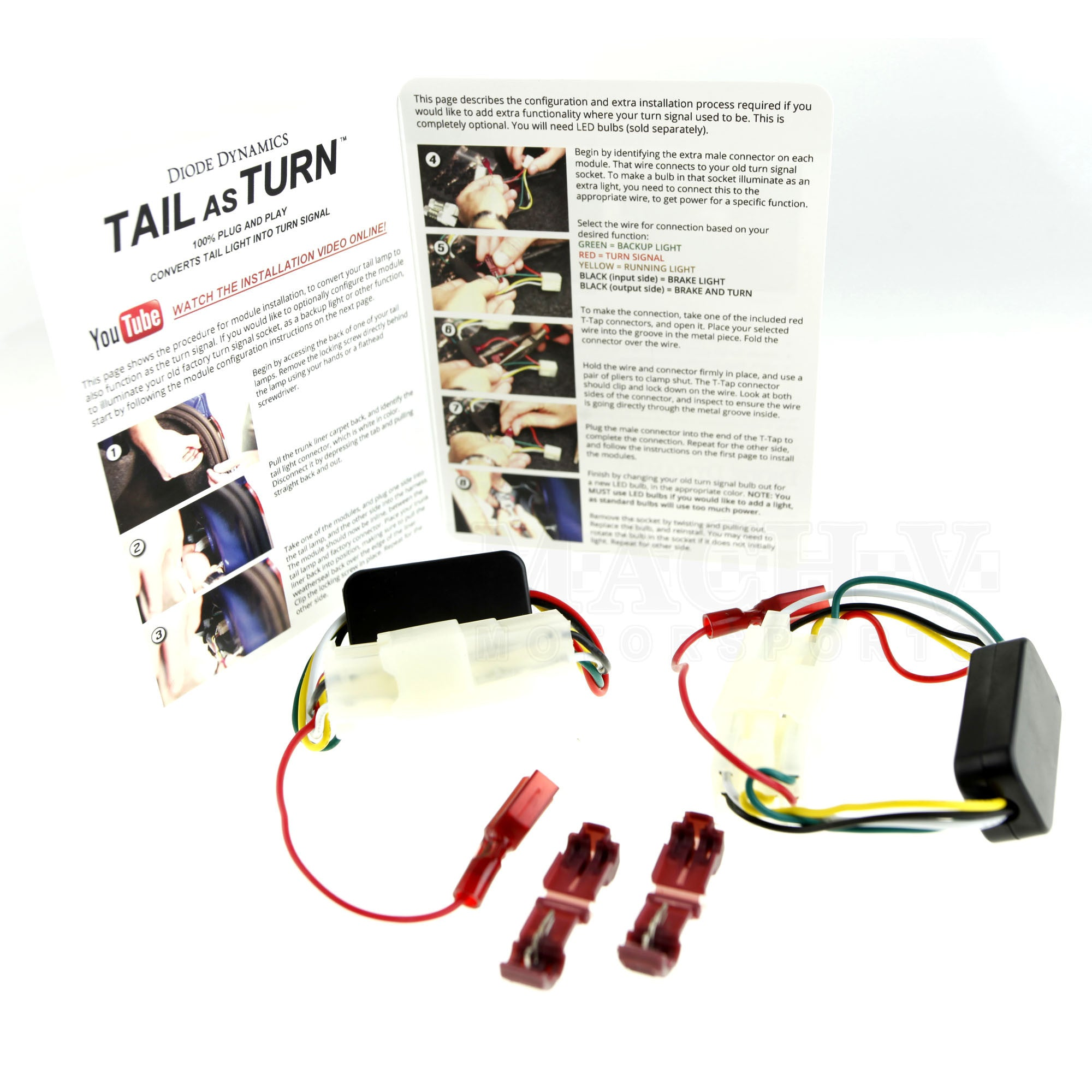 Tail As Turn Backup Module 2008 2014 Wrx Hatchback Audi A5 Led To Facelift Lights Adaptor Wiring Automotive 5000 Compatible With Car Bulbs