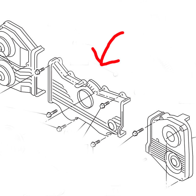 diagram for 2005 subaru legacy gt engine
