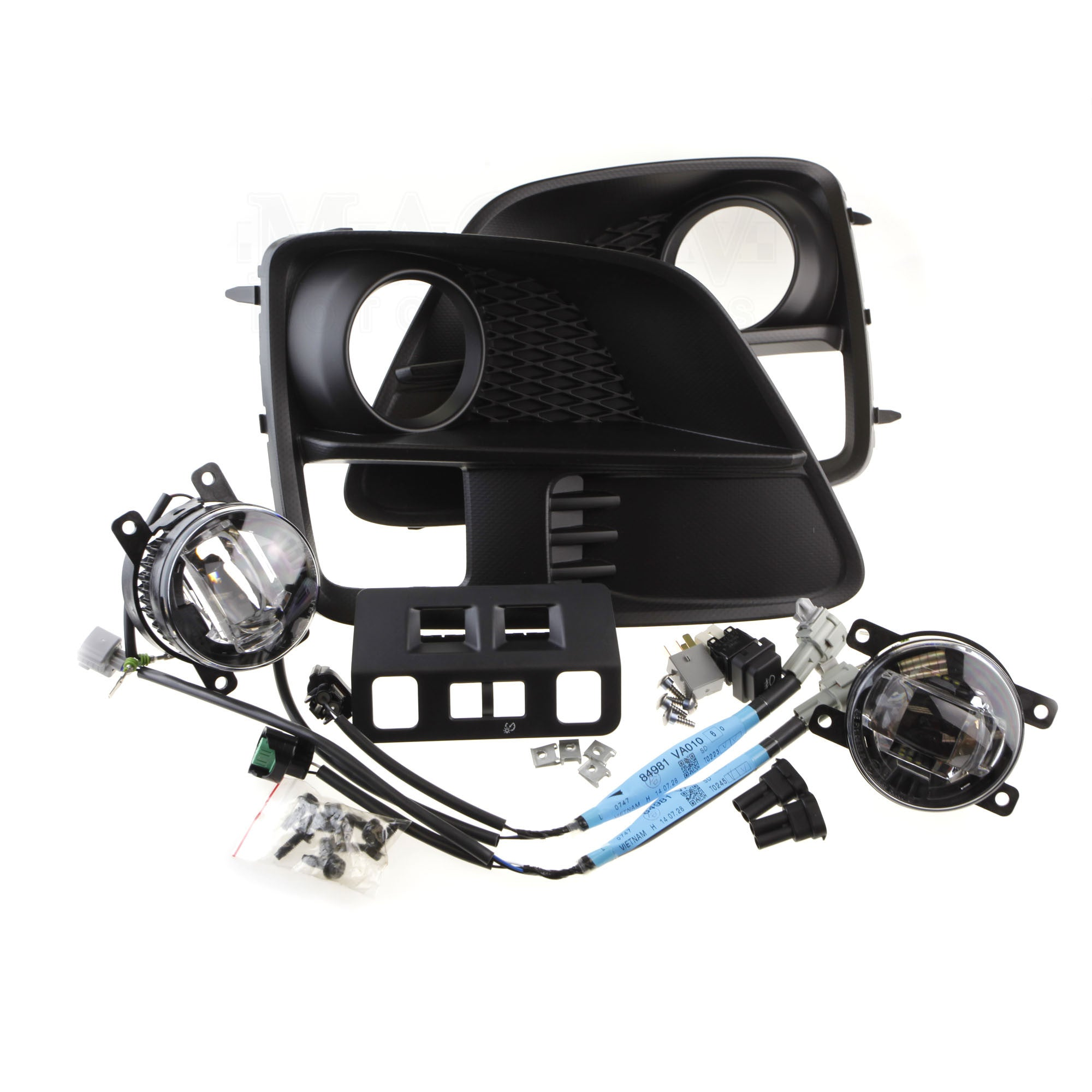 [DIAGRAM_34OR]  Subaru Fog Lamp Install Kit with Morimoto XB LED Lights 2015-2017 WRX/ |  FastWRX.com | 2007 Wrx Fog Light Wiring Harness |  | FastWRX.com