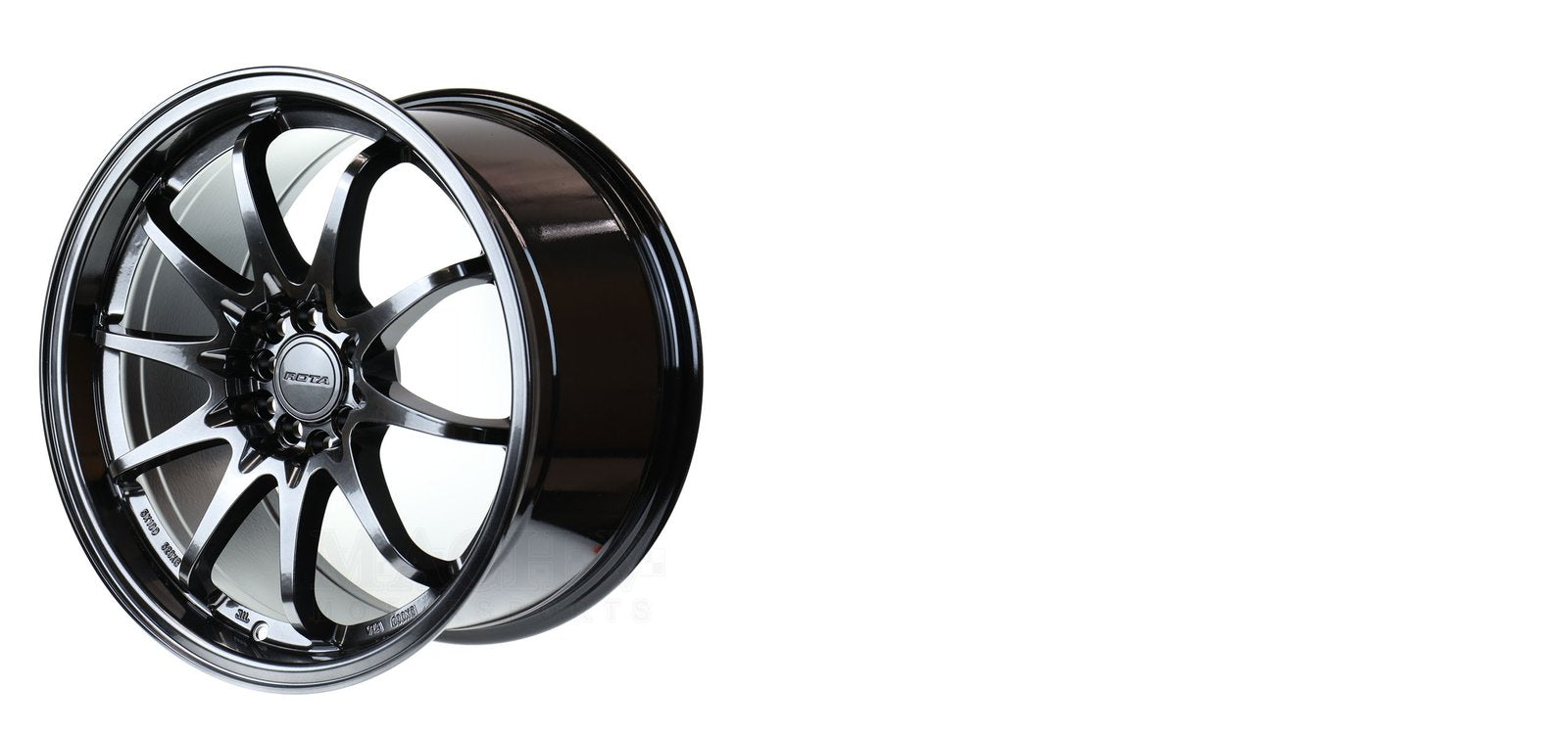 Mach V 5mm wheel spacers