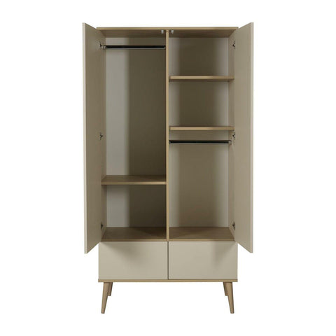 Image of Quax Armoire Garderobe Flow Clay and Oak