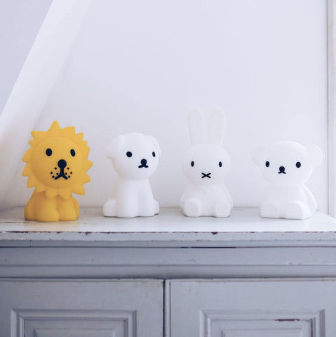 Miffy My First Light - Veilleuse pour Enfant Mr. Maria- Coco & Minou