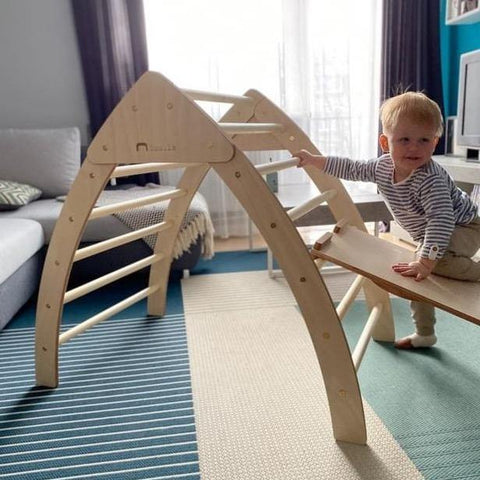 Pickler Gym Set - Arche, Triangle and Ramp