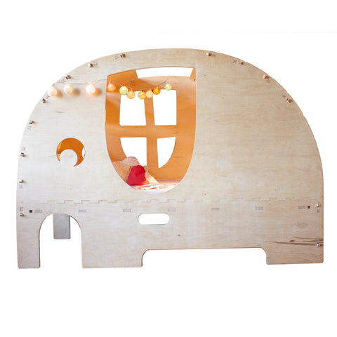 Image of Montessori Inspired Bed - Elephant