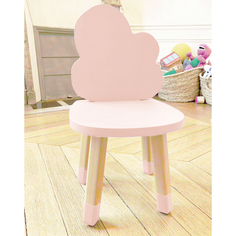"Chaise enfant nuage ou lapin - disponible en 3 couleurs Chaise Boogy Woody [""CocoAndMinou""]"