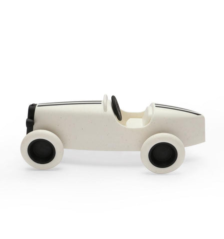 Image of Ooh Noo Grand Prix Racing Car Voiture de course - Blanc ooh noo- Coco & Minou