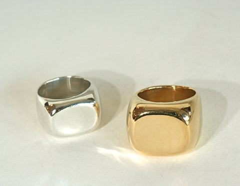 Small Concave Ring