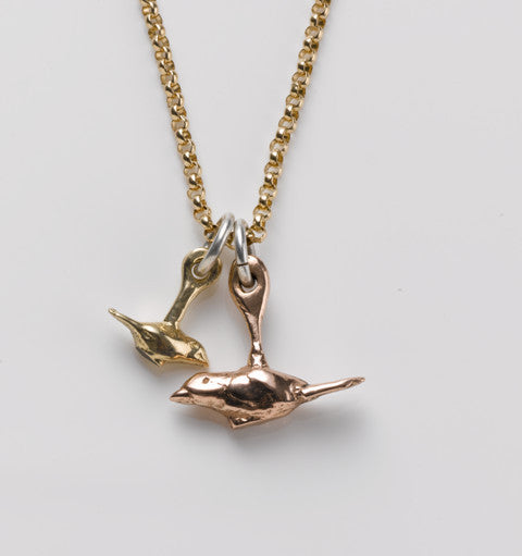 Large Bird Pendant