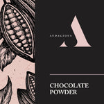 Audacious Chocolate Powder