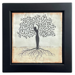 The Gift, the Word, the Love of God by Artist Shari Lyon