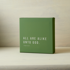 All Are Alike Canvas Wrap