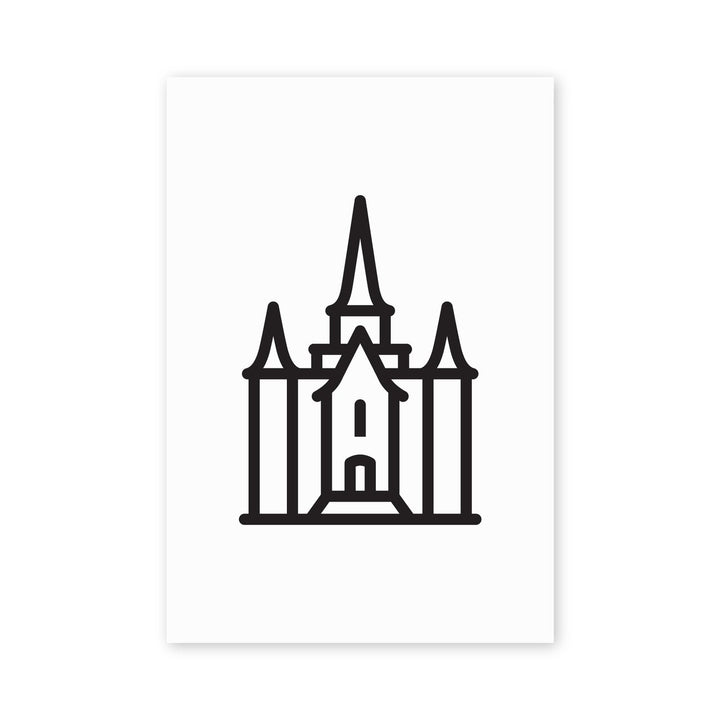 MBF - Provo City Center LDS Temple Icon