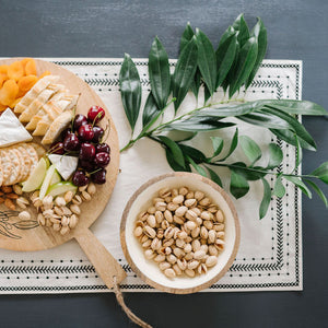 Olive Branch Table Runner