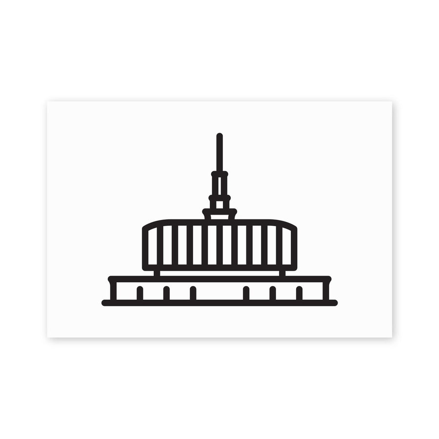 MBF - Provo LDS Temple Icon