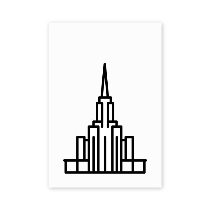 MBF - Oquirrh LDS Temple Icon