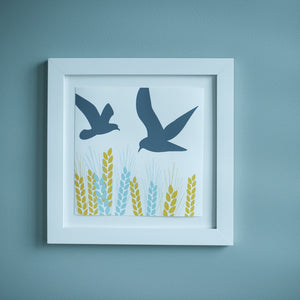 LDH Art - Seagull - Grey